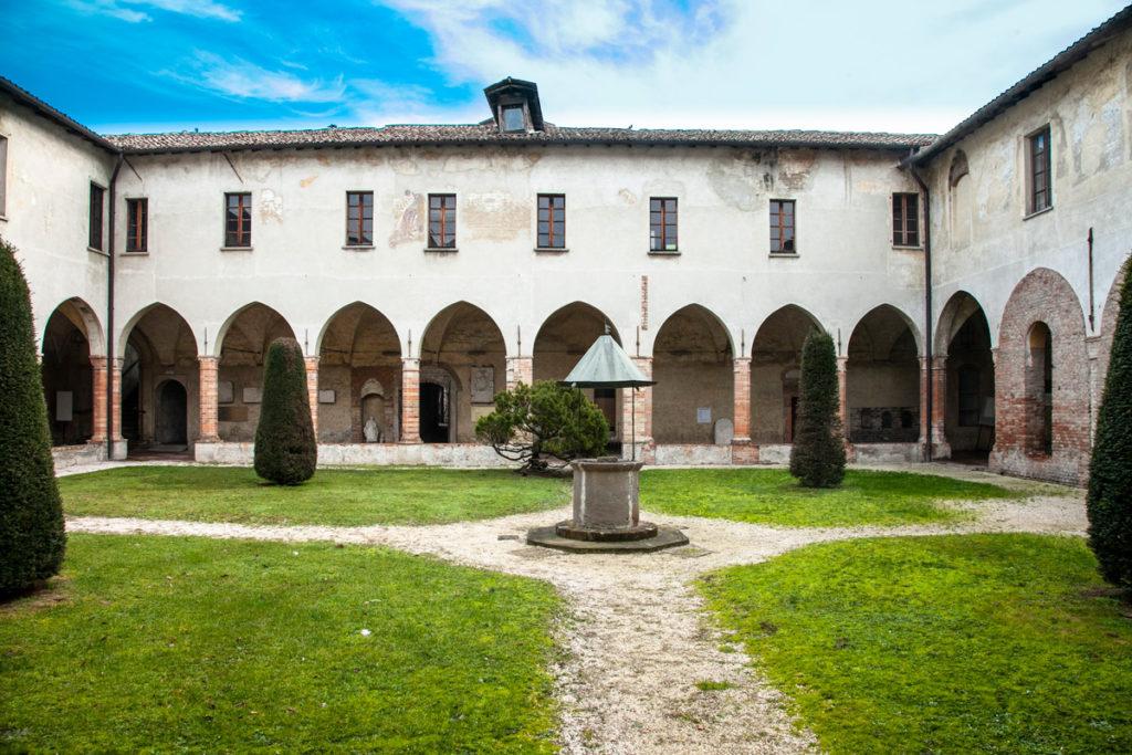 Chiostro Meridionale Ex Convento di Sant'Agostino - Crema
