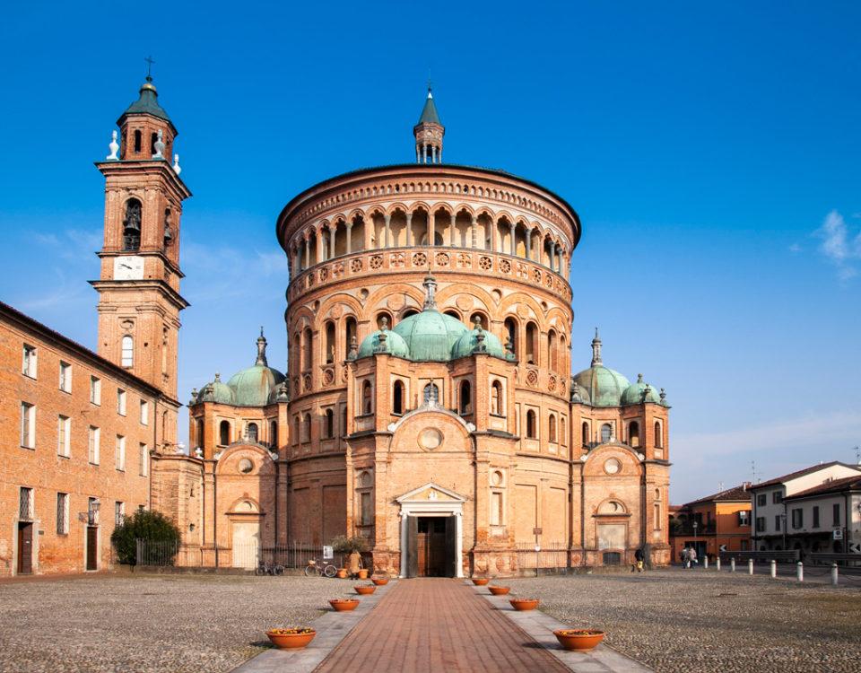 Crema - Santuario di Santa Maria della Croce