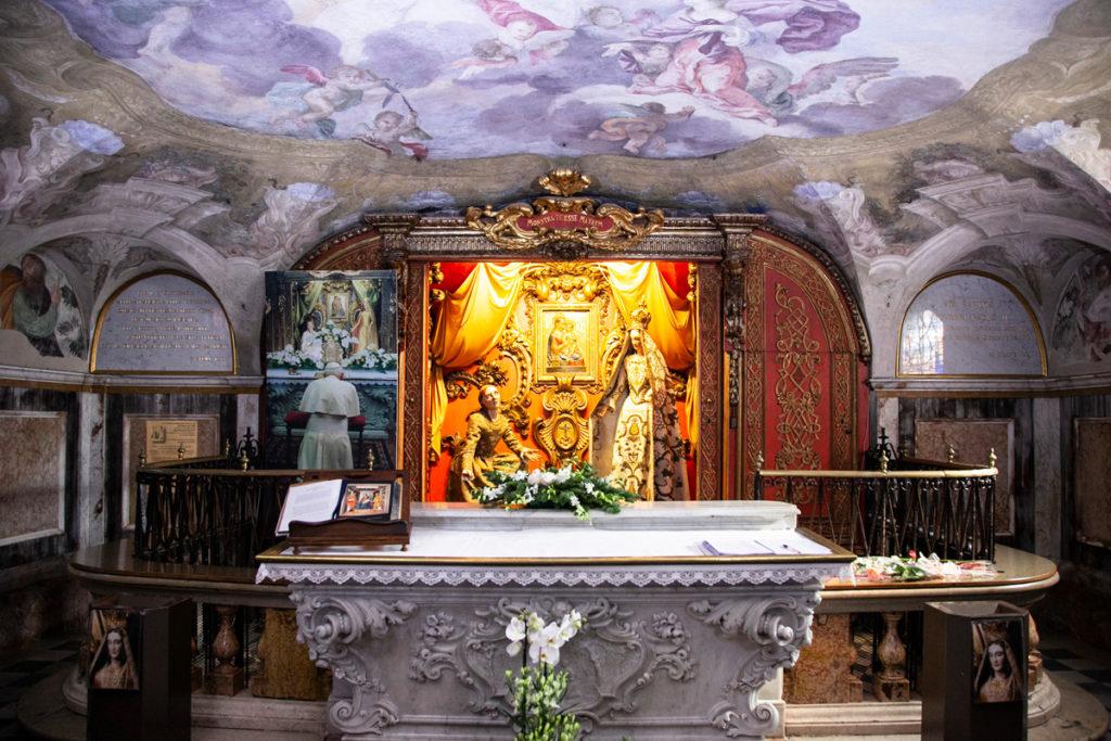 Cripta del Santuario di Santa Maria della Croce - Cosa vedere a Crema
