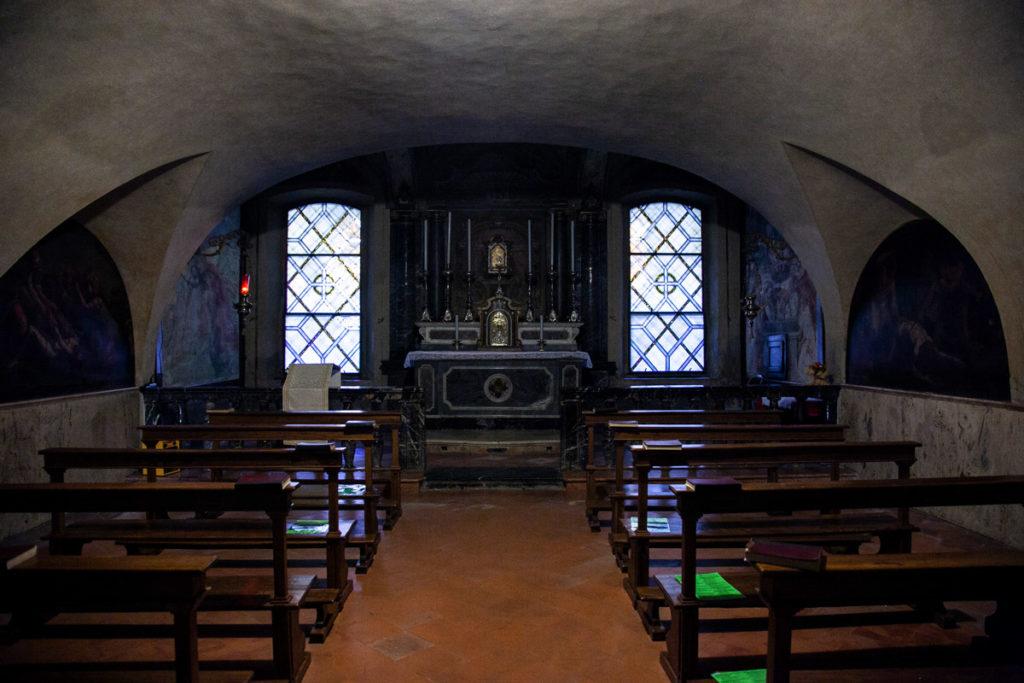 Cripta della chiesa di San Giacomo - Soncino