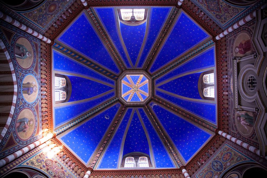 Cupola della chiesa di Santa Maria Assunta a Soncino