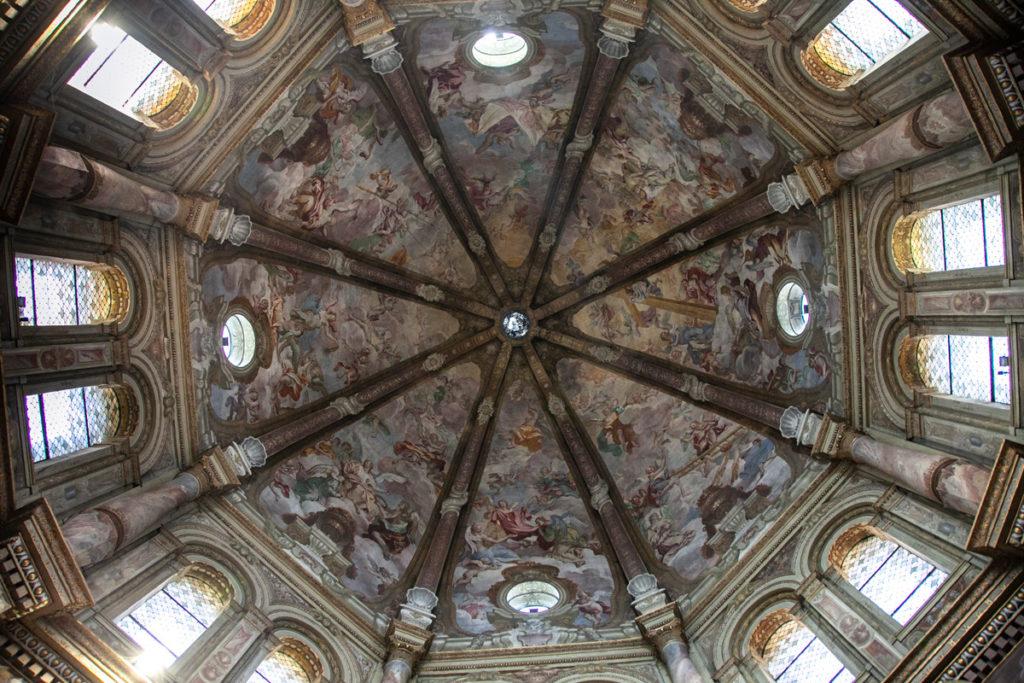 Cupola della chiesa di Santa Maria della Croce
