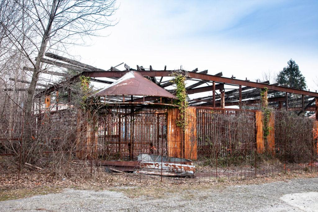 Edifici abbandonati di Consonno