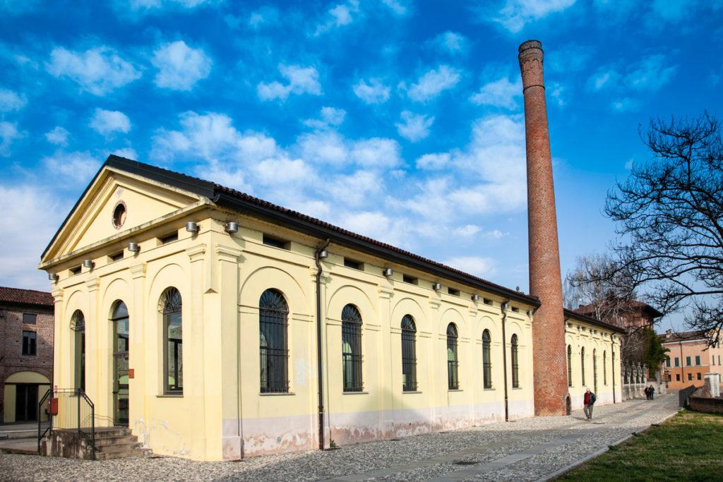 Ex filanda Meroni con museo della Seta - Cosa vedere a Soncino