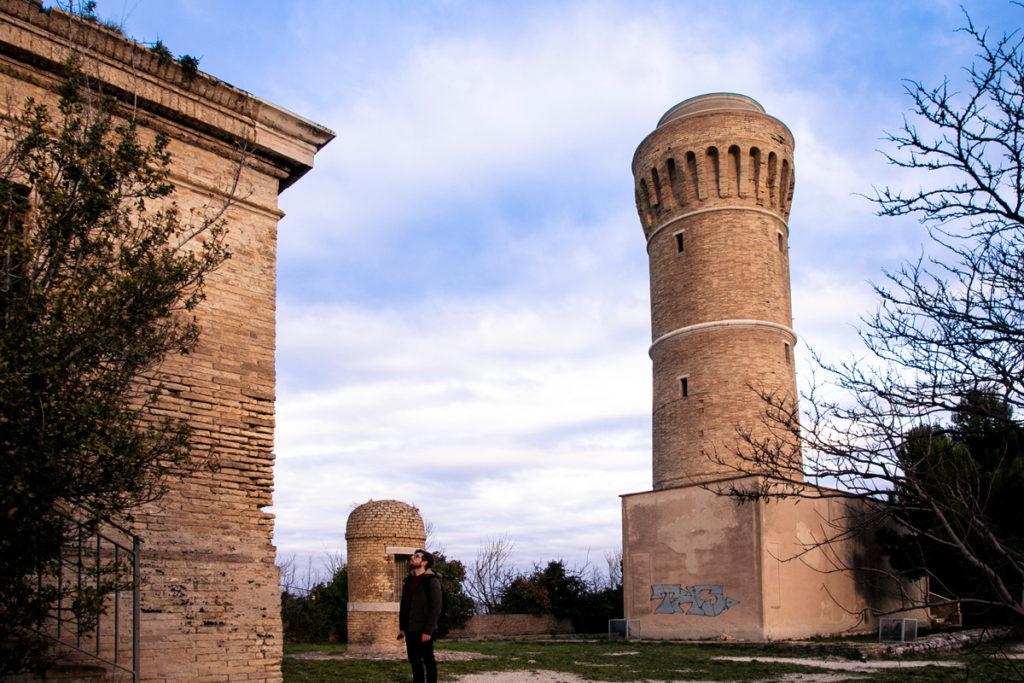 Faro vecchio di Ancona - Faro ottocentesco
