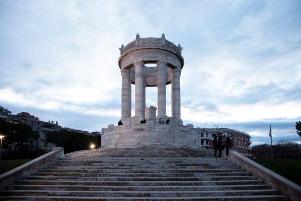 Monumento ai Caduti del Passetto - Ancona