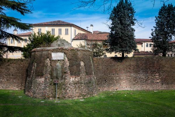 Mura venete di Crema e Torrione della Madonna