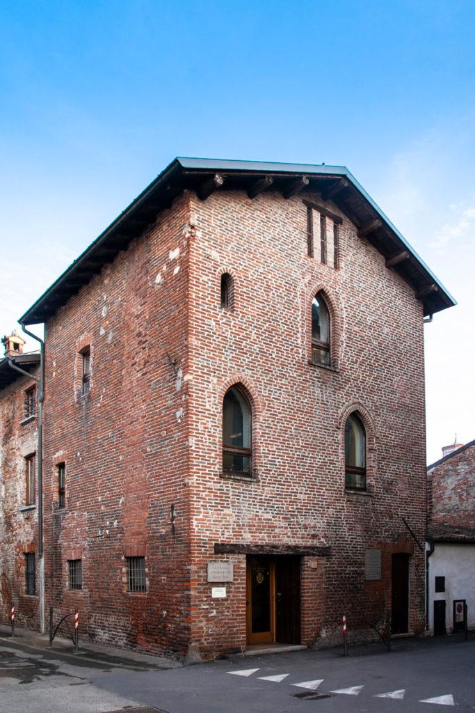 Museo della Stampa di Soncino - Palazzo