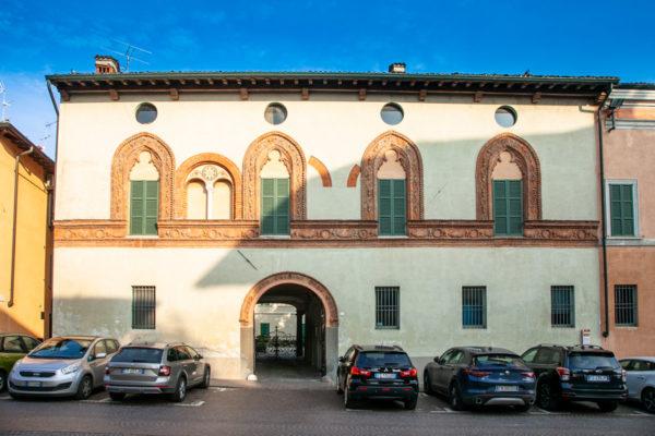 Palazzo Azzanelli - Soncino