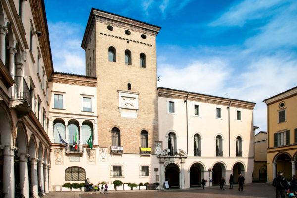 Palazzo Pretorio di Crema e Torre Guelfa