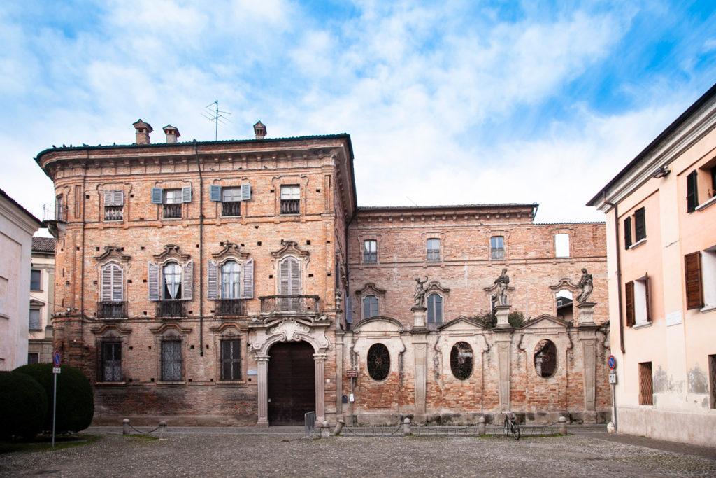 Palazzo Terni Bondenti - Palazzo seicentesco di Crema