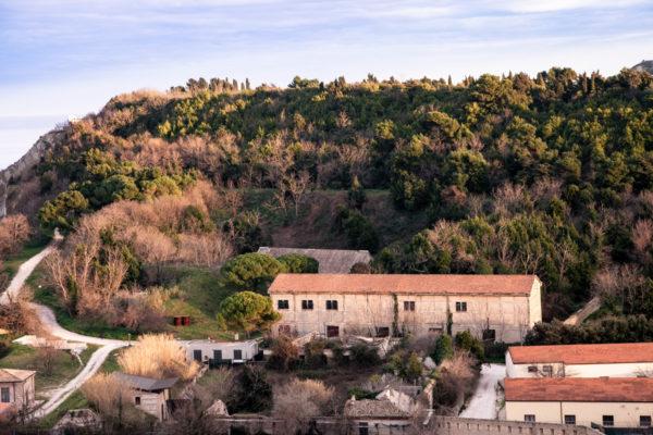 Parco del Cardeto e polveriera di Castelfidardo