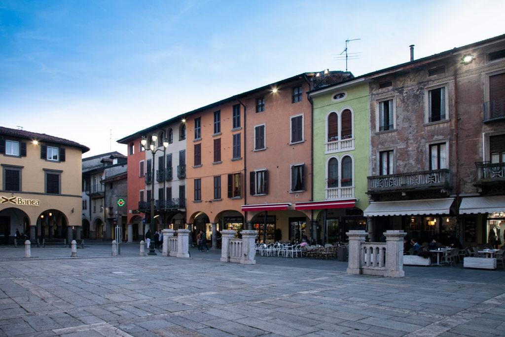 Piazza Roma - Romano di Lombardia