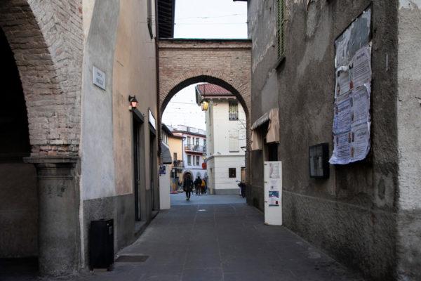 Porta Brescia - Cosa vedere a Romano di Lombardia