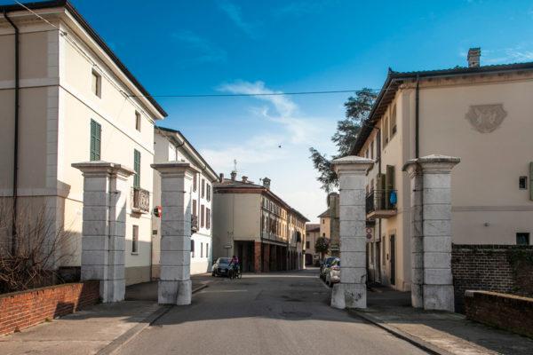 Porta San Martino o porta di Tramontana