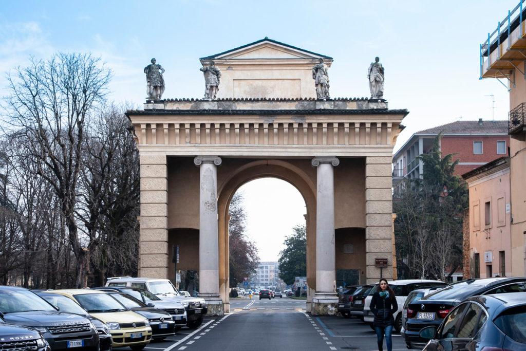 Porta Serio - Vista Interna