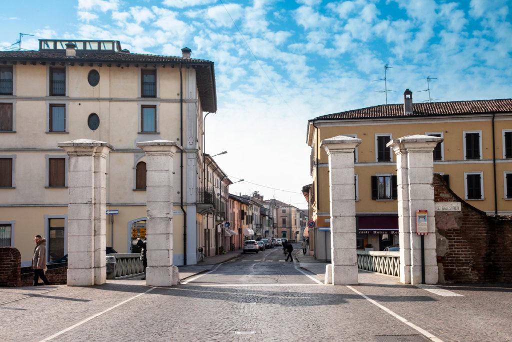 Porta di Sera di Soncino o Porta San Rocco