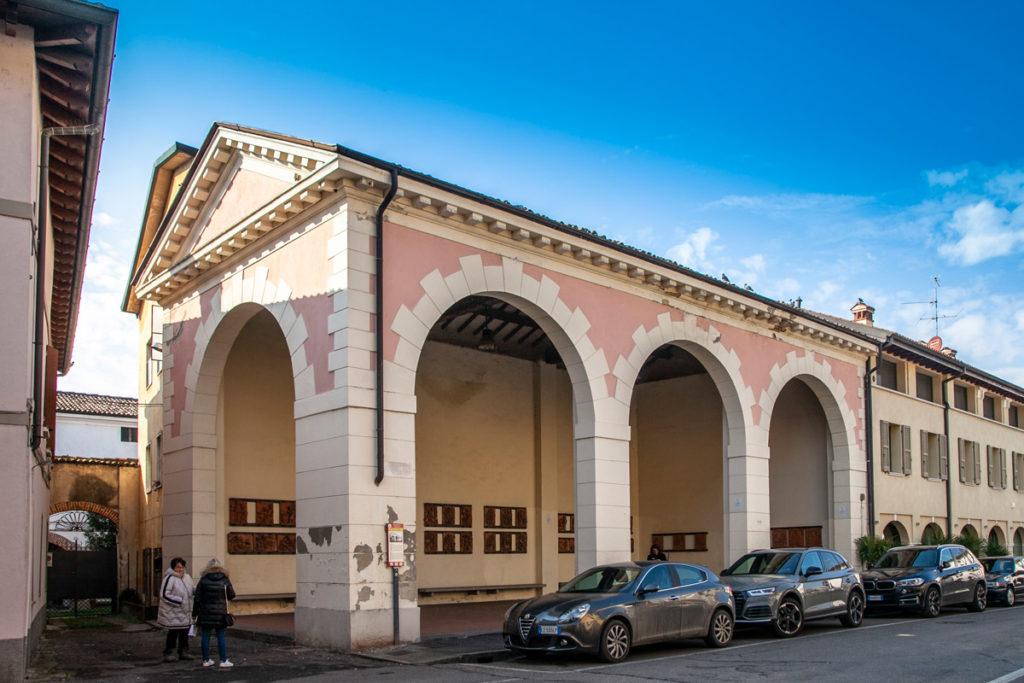 Portico Rosso di Soncino