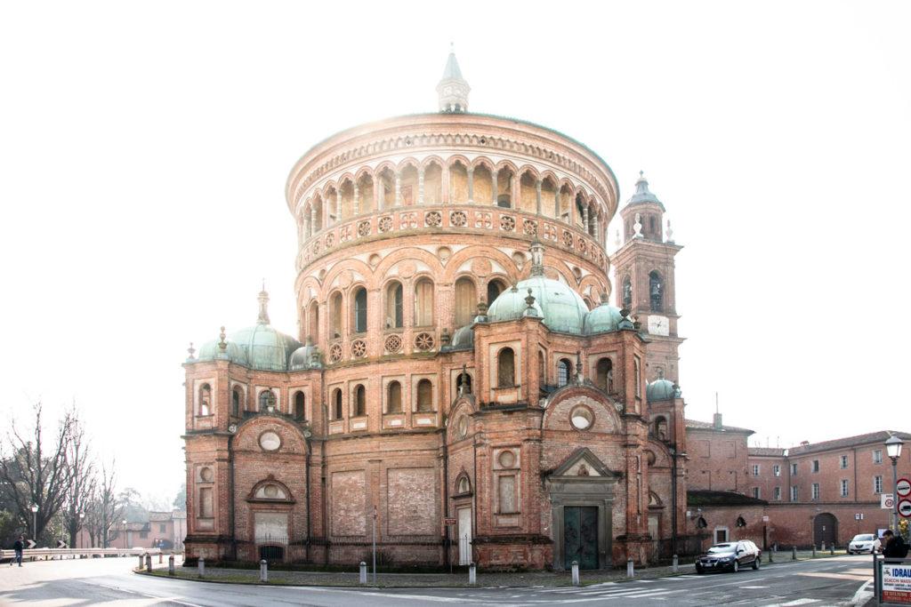 Santuario di Santa Maria della Croce - Cosa vedere a Crema