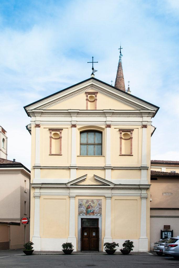 Santuario di Santa Maria delle Grazie - Facciata