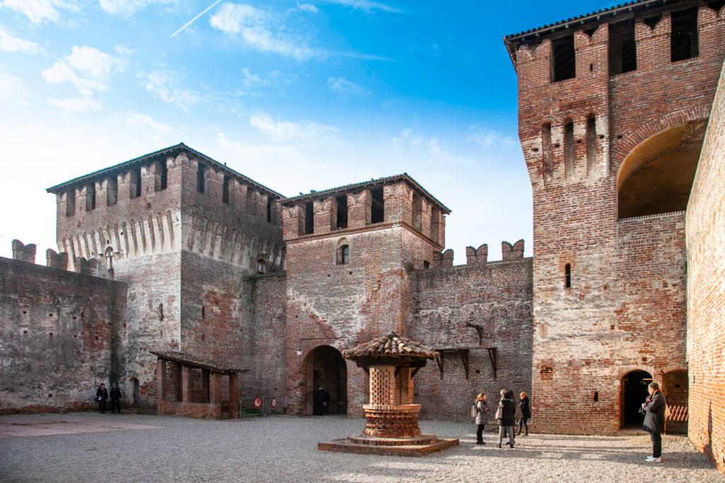 Torre del Capitano della Rocca Sforzesca di Soncino