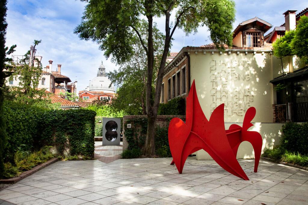 Alexander Calder – Mucca - 1971