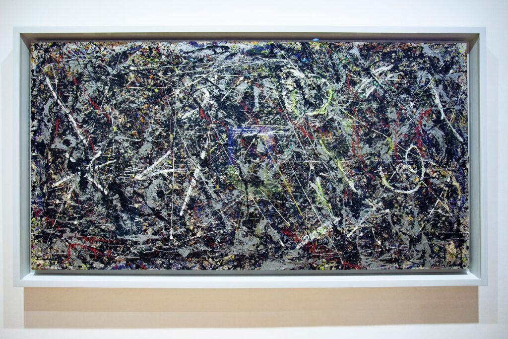 Jackson Pollock – Alchimia - 1947