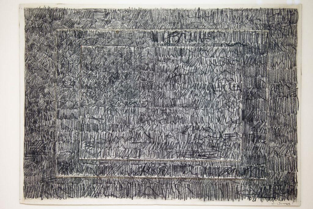 Jasper Johns – Tre Bandiere - 1960