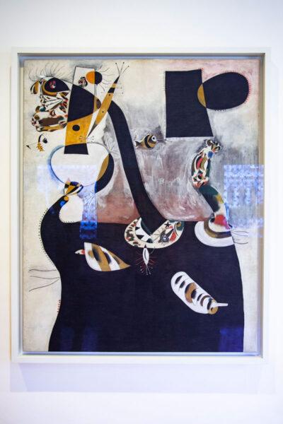 Joan Mirò – Donna Seduta II - 1939