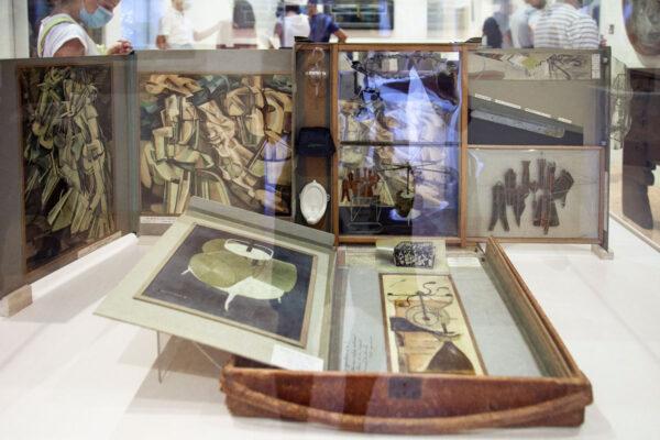 Marchel Duchamp - Scatola in una Valigia - 1941