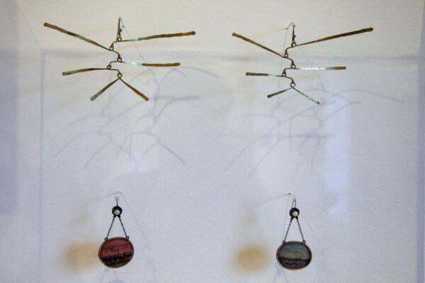 Orecchini di Peggy Guggenheim