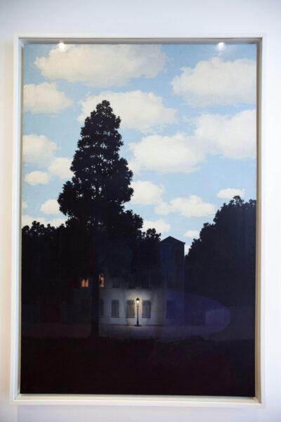 René Magritte – L'impero della Luce
