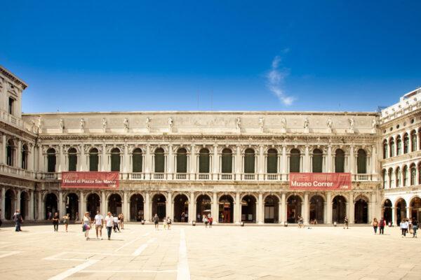 Ala Napoleonica - Palazzi in piazza San Marco