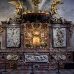 Altare delle Reliquie - Sacrestia della Basilica dei Frari