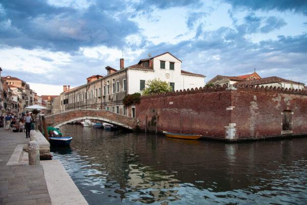 Bacari di Venezia sui canali