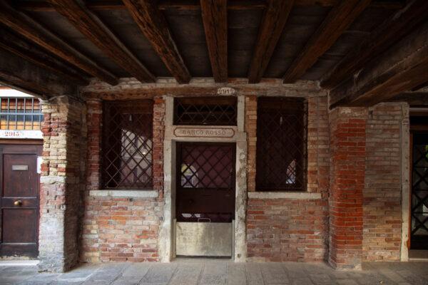 Banco Rosso - Banco dei Pegni di Venezia