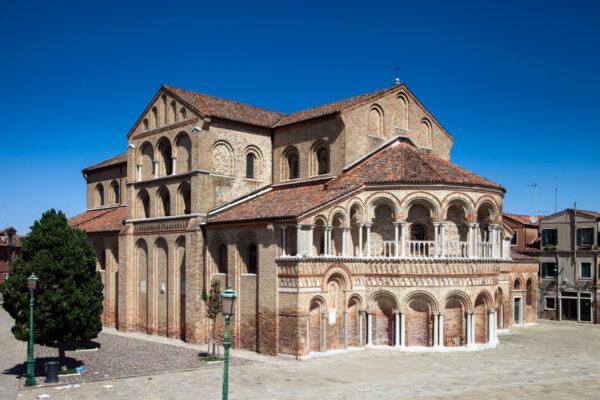 Basilica dei Santi Maria e Donato - Duomo di Murano - Abside esterno