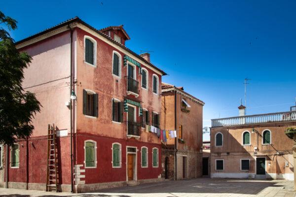 Calle Bressagio a Murano