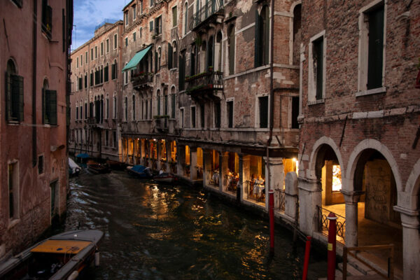 Calli e Canali di San Marco - Cosa Vedere