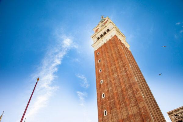 Campanile della basilica di San Marco