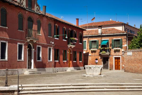 Campo San Donato di Murano