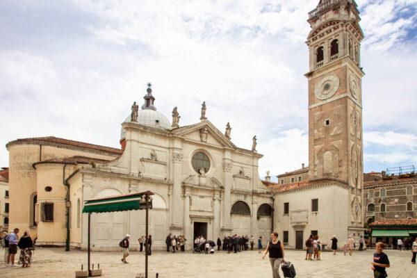 Campo Santa Maria Formosa e Chiesa di Santa Maria Formosa a Venezia