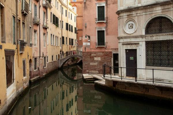 Canali di Venezia - Sestiere San Polo