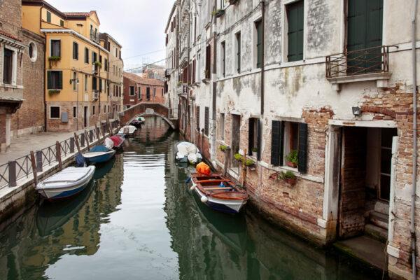 Canali di Venezia - Visitare Venezia