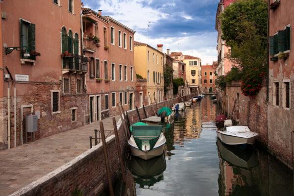 Canali e calli di Venezia - Sestiere Cannaregio