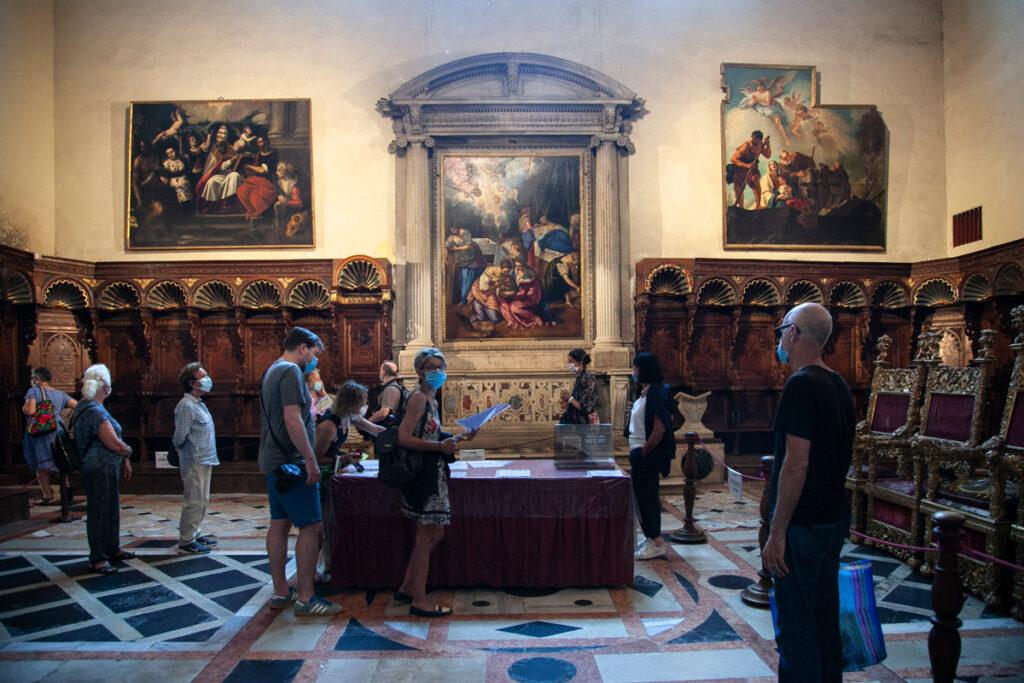 Cappella di San Tarasio - Chiesa di San Zaccaria a Venezia