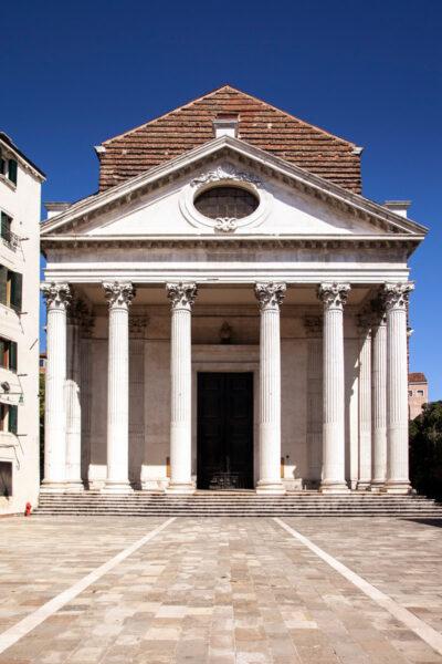 Chiesa di San Nicola da Tolentino - Venezia - Sestiere Santa Croce
