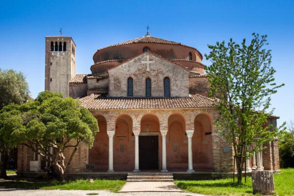 Chiesa di Santa Fosca a Torcello - Facciata