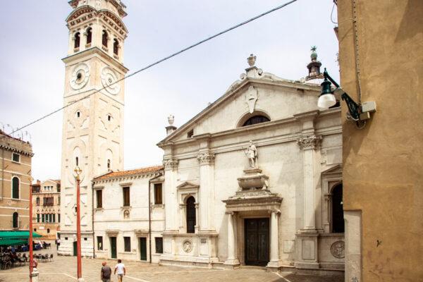 Chiesa di Santa Maria Formosa nel sestiere Castello di Venezia