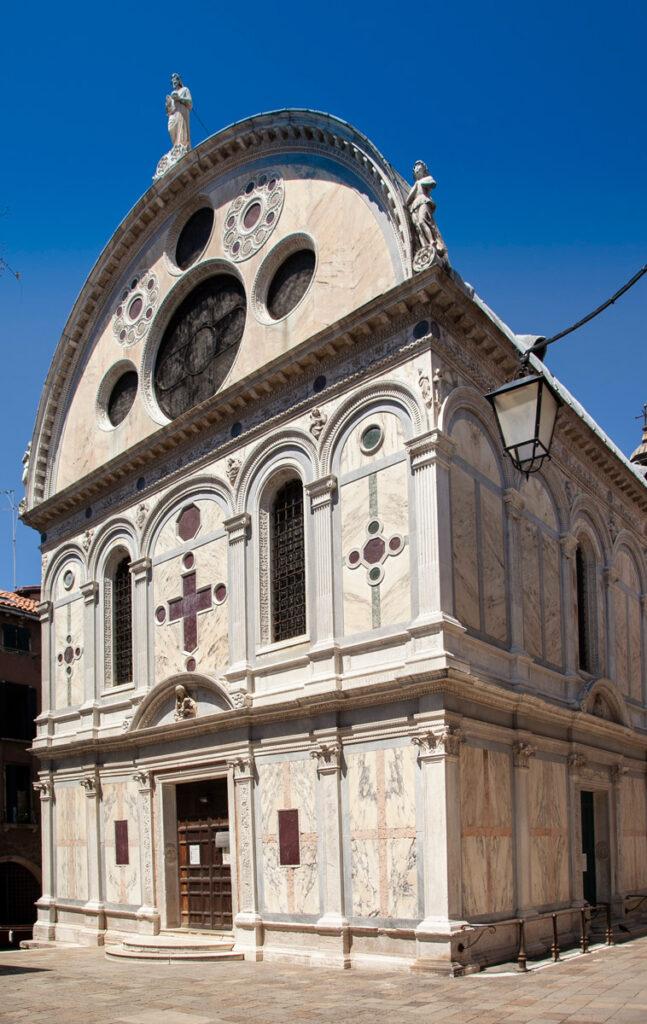 Chiesa di Santa Maria dei Miracoli - Sestiere Cannaregio di Venezia